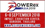 POWERex Asia 2018