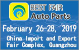 The 16th Guangzhou International BEST Auto Parts Fair 2019